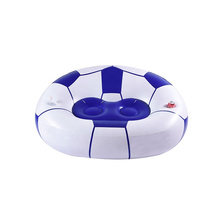 inflatable Football sofa chair